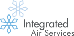 Integrated Air Services logo